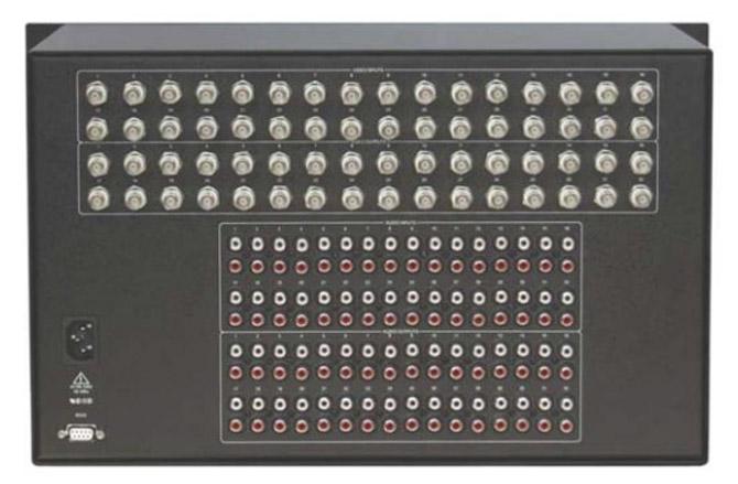 信号类型:非平衡立体声